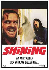 Swap-bot swap: 'The Shining' Stephen King ATC series #1