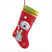 Swap-bot swap: Stuffed Christmas Stocking (International)