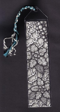 Zentangle Bookmark #2 International Swap