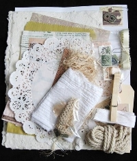 Altered Art Inspiration kit