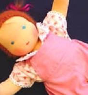 Swap-bot swap: Sewing Swap - Pocket Doll - INTERNATIONAL