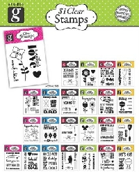 MINI CLEAR STAMP SWAP