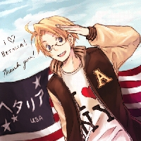 Axis Power Hetalia - AMERICA ATC