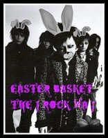 Swap-bot swap: Easter basket - the J.rock way