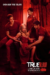 True Blood Postcard Swap