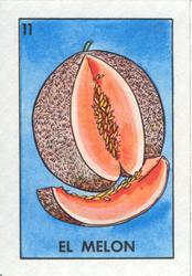 ATC☼loteria EL MELON(the melon)