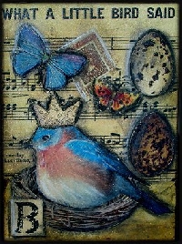 Swap-bot swap: Bird ATC