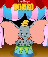Disney Animated Films #4-Dumbo