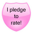 I Pledge to Rate