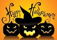 Halloween Card US #2